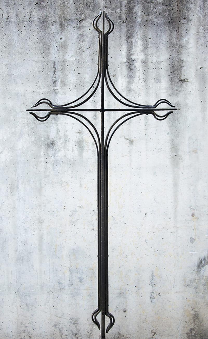 mr steel design - klassische Grabkreuze