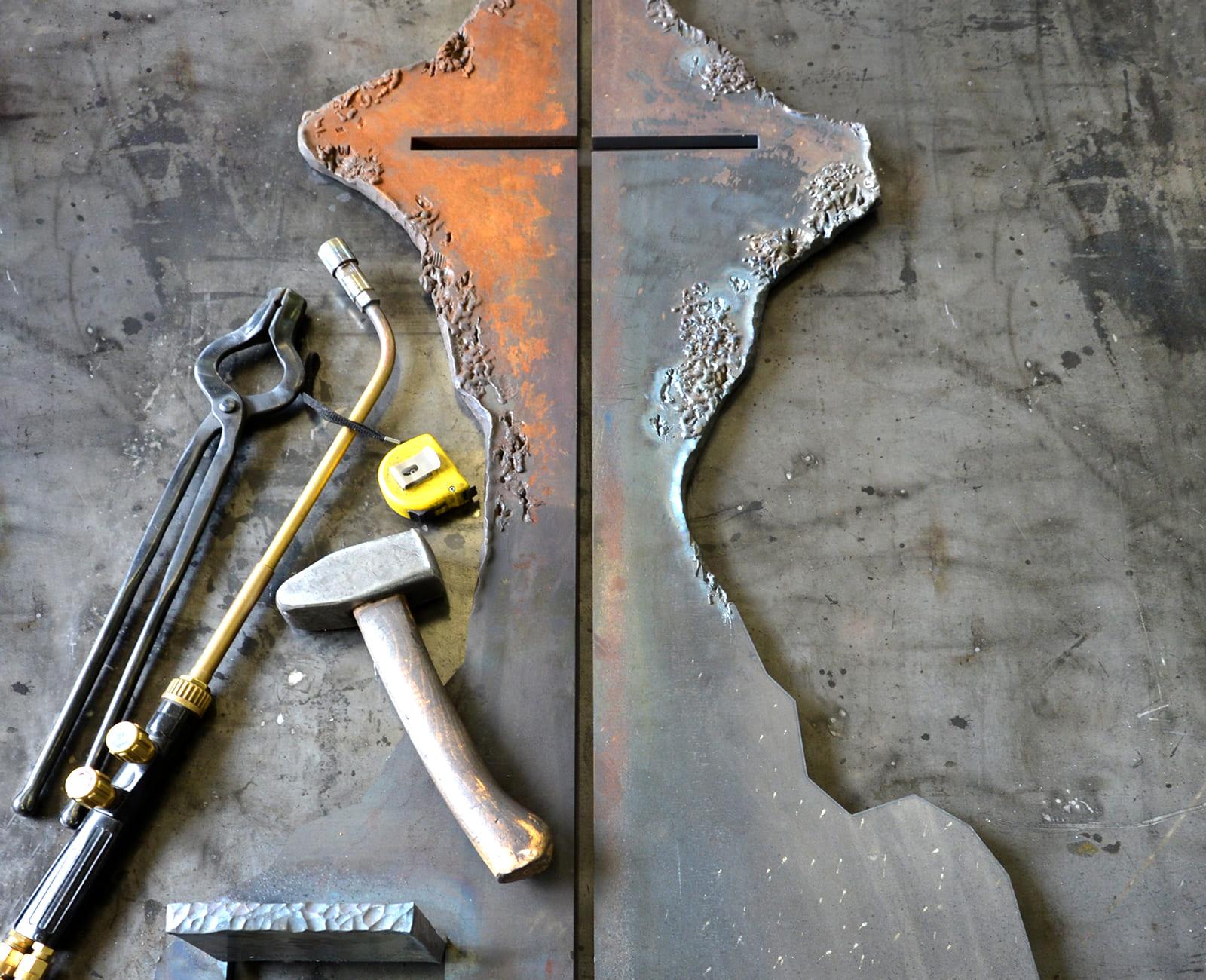 mr steel design - moderne Grabkreuze