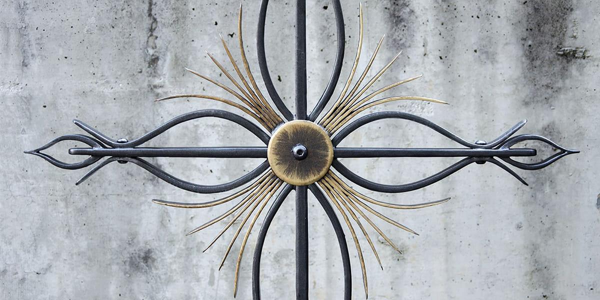 mr steel design - Grabgestaltung Kunstschmiede